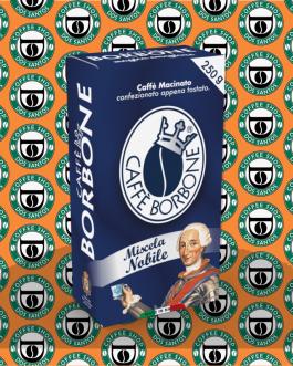 Macinato Borbone miscela Nobile 250 g