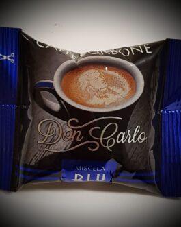 Capsula A Modo Mio Borbone Don Carlo Blu da 1 a 400 Pz