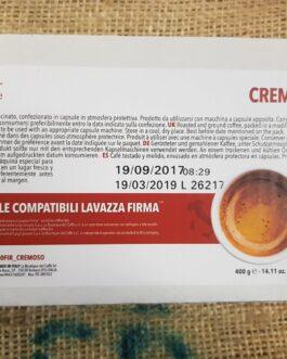 Capsula Vitha Group e Lavazza Firma Italian Coffee Cremoso 50-100 Pz