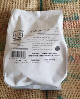 Capsula Dolce Gusto Toda/Gattopardo Camomilla 16 Pz