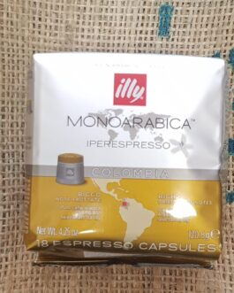 Iperespresso Illy Colombia 18 Pz