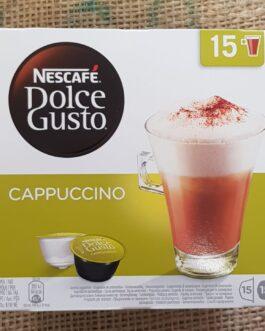 Capsula Nescafè Dolce Gusto Cappuccino 30 Pz