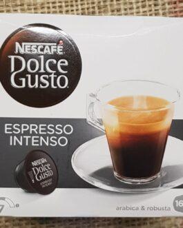 Capsula Nescafè Dolce Gusto Espresso Intenso 16 Pz