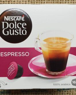 Capsula Nescafè Dolce Gusto Espresso 16 Pz