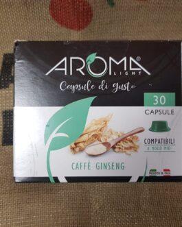Capsula A Modo Mio Aroma Caffè Ginseng 30 Pz