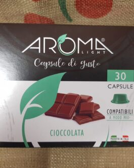 Capsula A Modo Mio Aroma Cioccolata 30 Pz