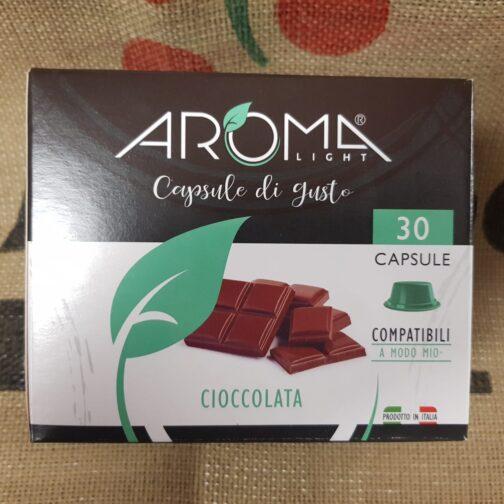 a modo mio aroma cioccolata
