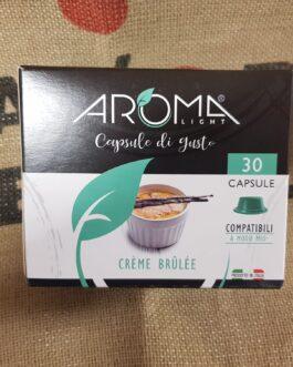 Capsula A Modo Mio Aroma Creme Brulee 30 Pz