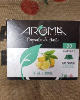 Capsula A Modo Mio Aroma The al Limone 30 Pz