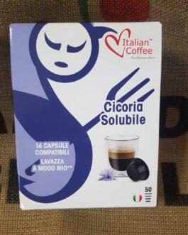 Capsula A Modo Mio Italian Coffee Cicoria Solubile 16 Pz
