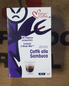 Capsula A Modo Mio Italian Coffee Caffè alla Sambuca