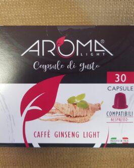Capsula Nespresso Aroma Caffè Ginseng Light 30 Pz