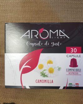 Capsula Nespresso Aroma Camomilla 30 Pz