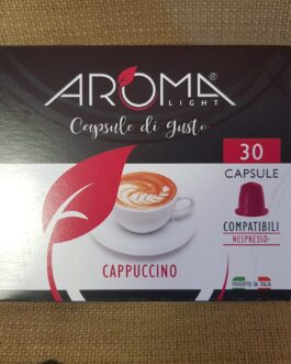 Capsula Nespresso Aroma Cappuccino 30 Pz