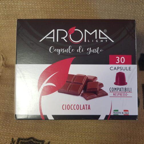 nespresso aroma cioccolata