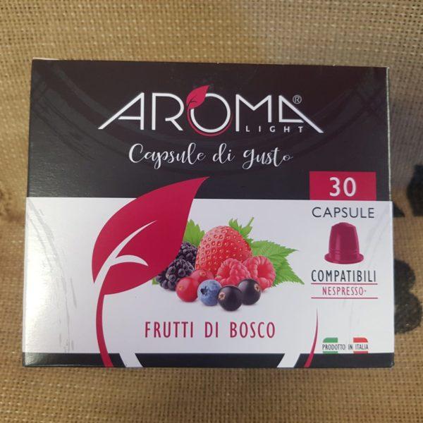 nespresso aroma frutti di bosco
