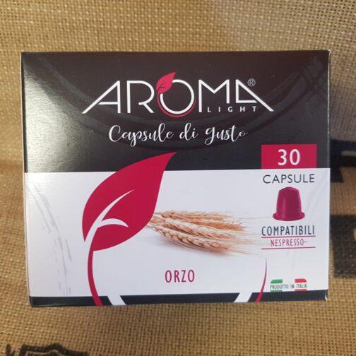 nespresso aroma orzo