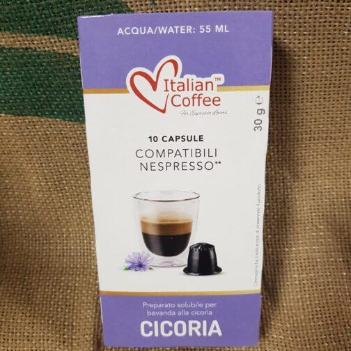 nespresso italian coffee camomilla