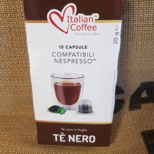 nespresso italian coffee