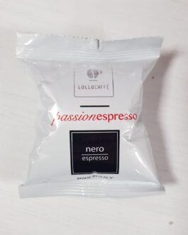 Capsula Nespresso Lollo Nera da 1 a 300 pz