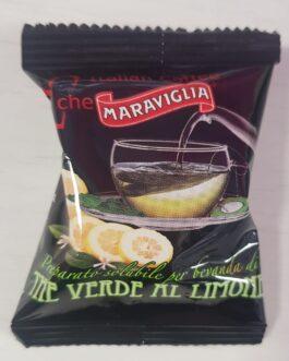 Capsula Point Italian Coffee Che Maraviglia The Verde al Limone da 1 a 25 Pz