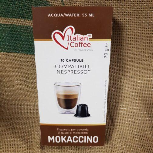 point italian coffee mokaccino