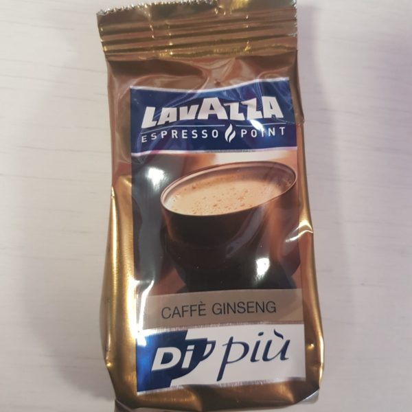 point lavazza ginseng