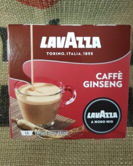 Capsula A Modo Mio Lavazza Caffè Ginseng 12 Pz