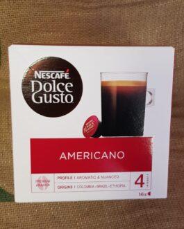 Capsula Nescafè Dolce Gusto Americano 16 Pz