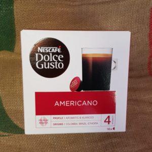 nescafè dolce gusto americano