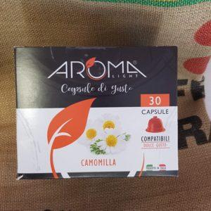 nescafè dolce gusto aroma camomilla
