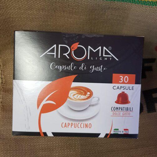 nescafè dolce gusto aroma cappuccino