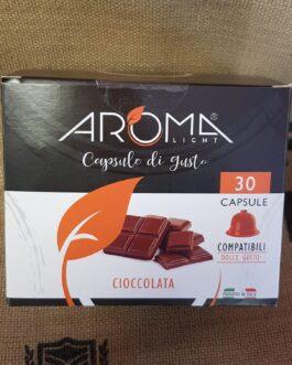 Capsula Dolce Gusto Aroma Cioccolata 30 Pz
