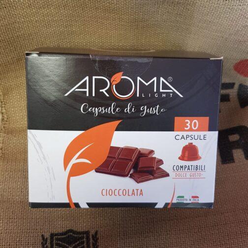 nescafè dolce gusto aroma cioccolata