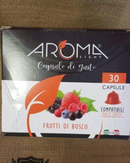 Capsula Dolce Gusto Aroma Frutti di Bosco 30 Pz