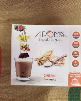 Capsula Dolce Gusto Aroma Ginseng 30 Pz