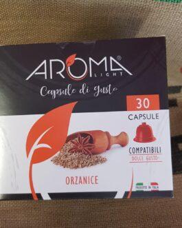 Capsula Dolce Gusto Aroma Orzanice 30 Pz