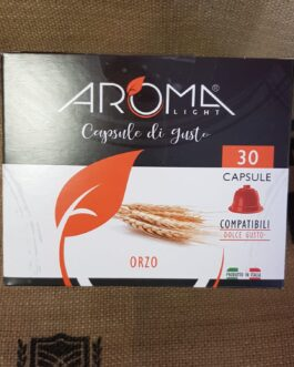 Capsula Dolce Gusto Aroma Orzo 30 Pz