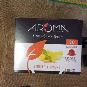 nescafe dolce gusto the al limone