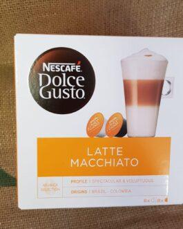 Capsula Nescafè Dolce Gusto Latte Macchiato 16 Pz