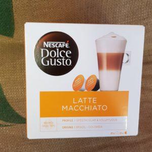 nescafè dolce gusto latte macchiato