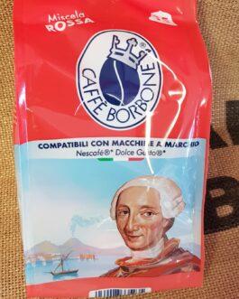 Capsula Dolce Gusto Borbone Miscela Rossa da 15 a 180 Pz