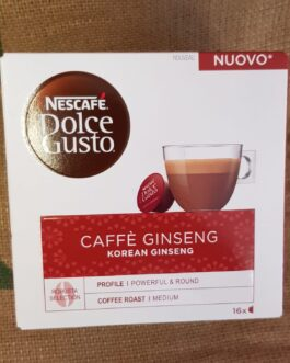 Capsula Nescafè Dolce Gusto Caffè Ginseng 16 Pz
