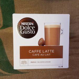 nescafè dolce gusto caffe latte
