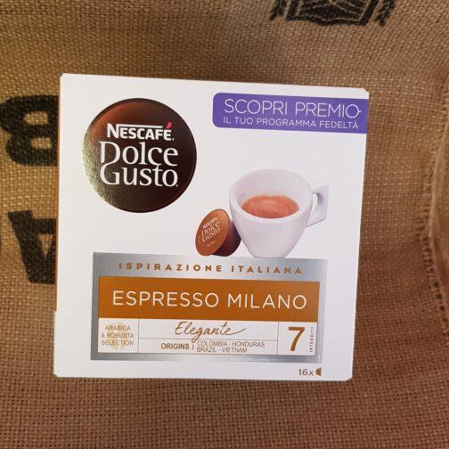 nescafè dolce gusto espresso milano