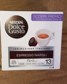 Capsula Nescafè Dolce Gusto Espresso Napoli 16 Pz