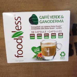 nescafe dolce gusto caffe verde e ganoderma