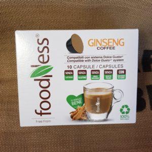 nescafè dolce gusto foodness caffè ginseng