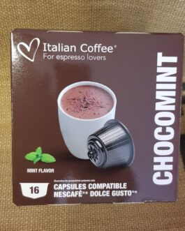 Capsula Dolce Gusto Italian Coffee Chocomint 16 Pz