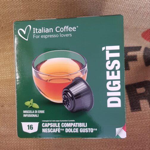 nescafè dolce gusto italian coffee digesti